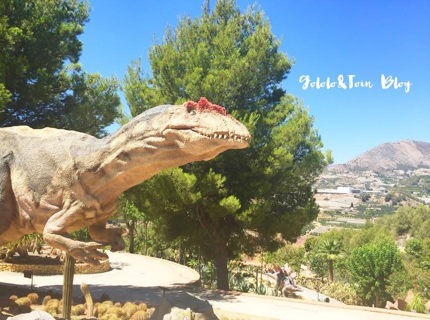 excursiones-con-niños-dinopark-algar-parque-temático-dinosaurios