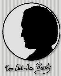 Dom Antoine Joseph Pernety Portrait