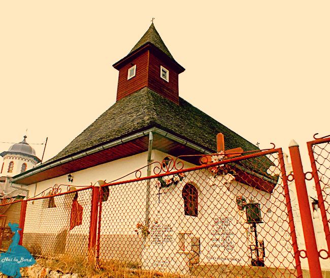 biserica lemn fundata