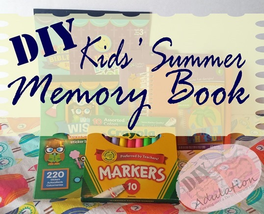 DIY-Kids-Summer-Memory-Book