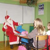 Mikołaj w szkole 2011