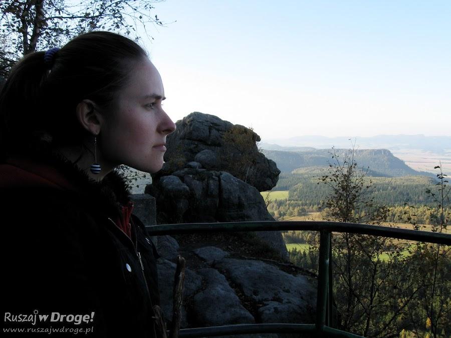 Kasia i Małpolud w Górach Stołowych