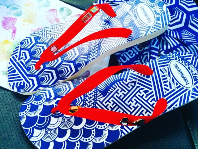 b09223b071953 Now I ve got my 4th pair! I can t wait to see the one for next year!  ) So  hurry and rush to major malls and get your own customized pair of Havaianas  ...