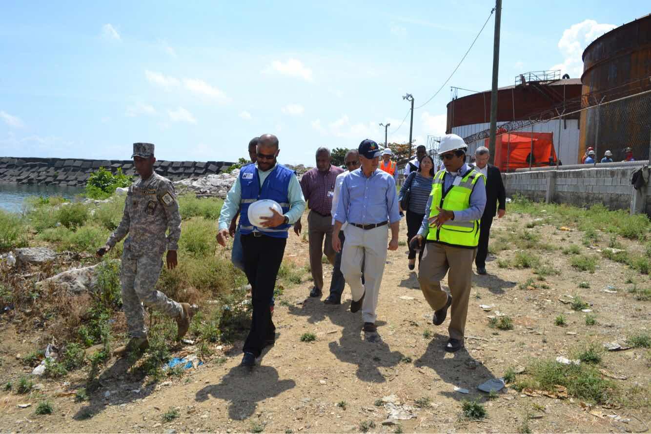 Medio Ambiente informa corrección falla en Haina y dice establecerá sanción