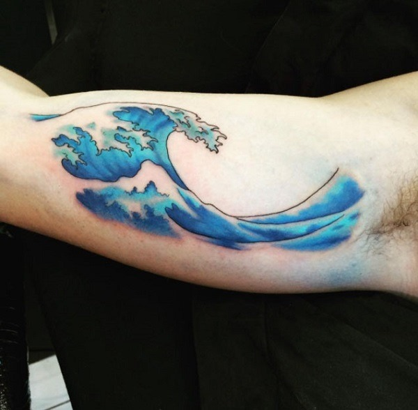 Wave-Tattoo-Dsign-35