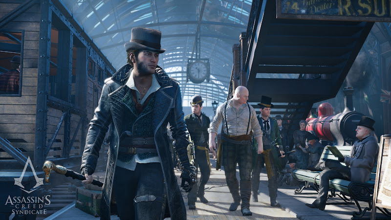 Tải game hot Assassin's Creed: Syndicate