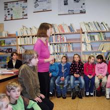 Knihovna Letovice - téma Zdravá výživa 2010 - 2011