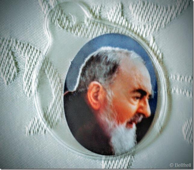 Pater Pio Bildchen