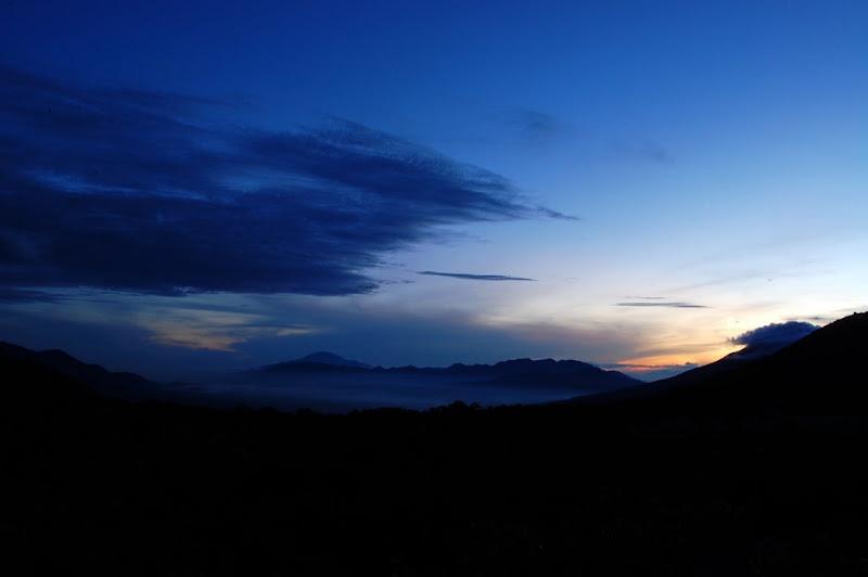 Sunrise Pertama Papandayan