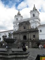 Plaza San Francisco - Quito
