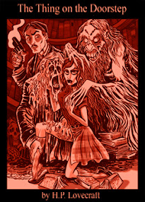 Cover of Howard Phillips Lovecraft's Book The Thing on the Doorstep