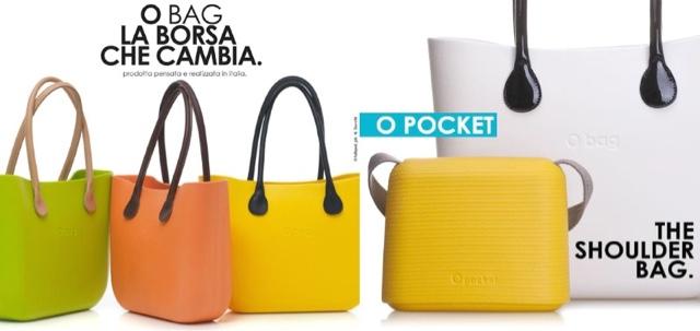 6d6c06ddbe Già da tempo gli accessori di O bag stanno riscuotendo molto successo  grazie alla loro praticità, ai loro colori e alla possibilità di  trasformare una borsa ...