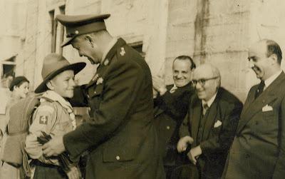 1953 General Gustavo Rojas Pinilla