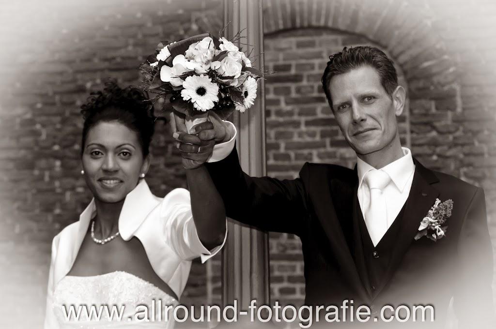 Bruidsreportage (Trouwfotograaf) - Foto van bruidspaar - 046