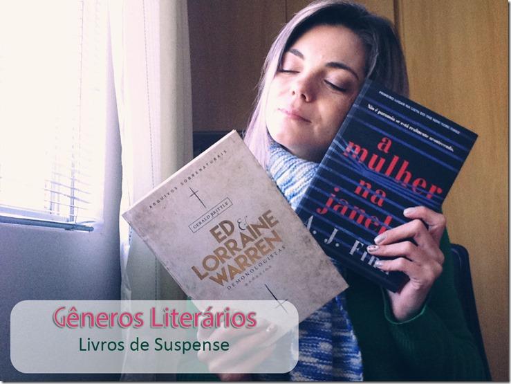 livros de suspense