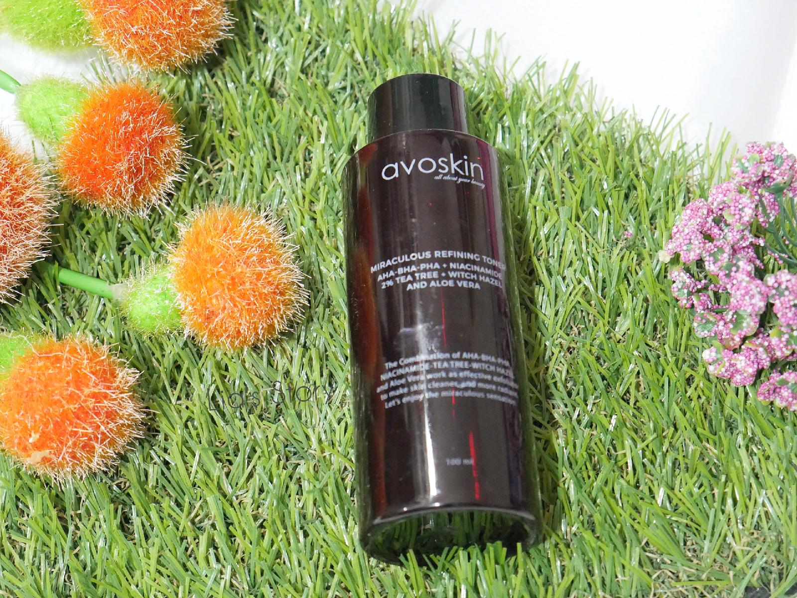 review-avoskin-miraculous-refining-toner