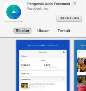download aplikasi facebook ads manager untuk android dan ios