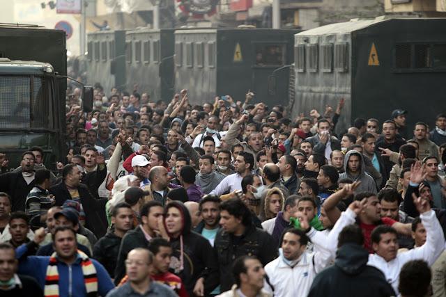 Egyptian Revolution شريف الحكيم Peoplepower1.28.cairo