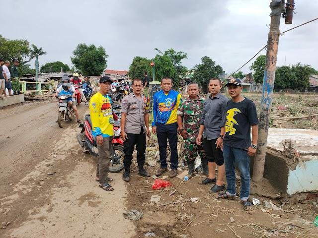 Komarudin Apresiasi Kinerja Pemerintah Dalam Penanganan Banjir
