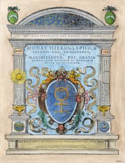 Engraved Title From John Dee, John Dee