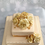 Golden wedding 2 tier 4.JPG