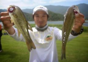 27位 池田保選手 280g(-200gペナ)