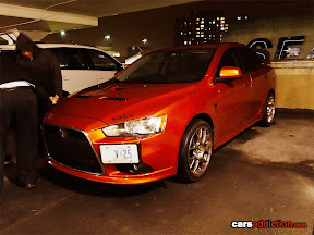 Orange Evo X