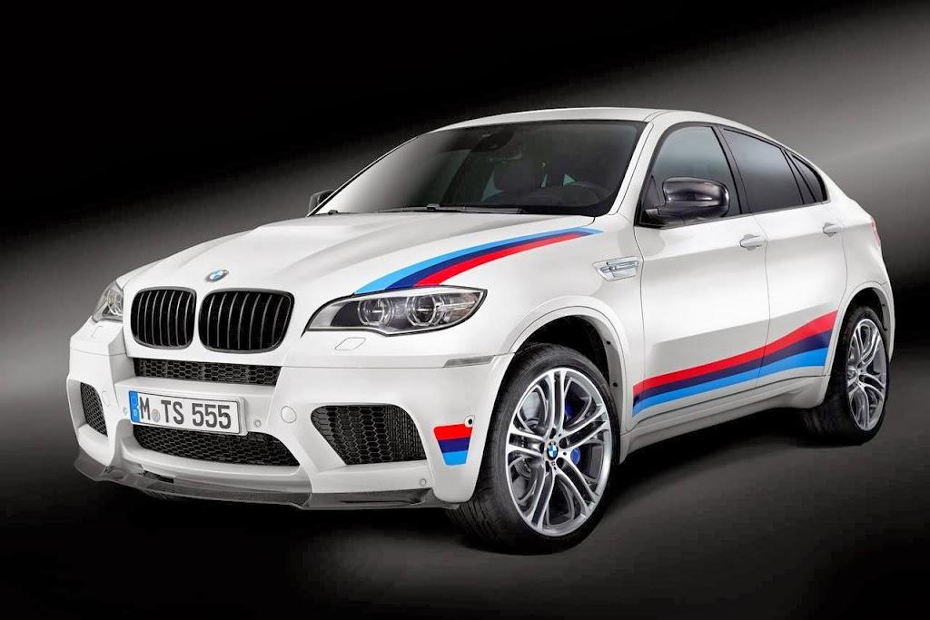 BMW X6 M Design Edition 1