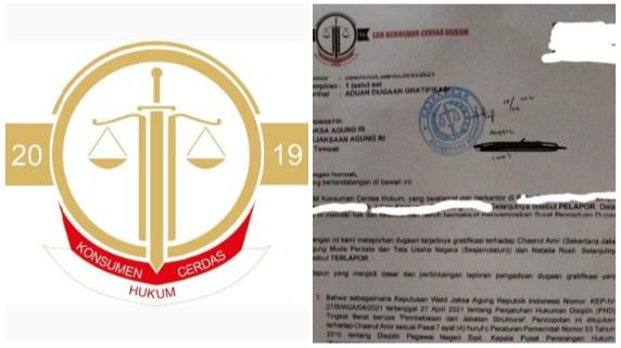 Jaga Nama Adhyaksa, KCH Resmi Layangkan Surat Proses Pidana Mantan Sesjamdatun