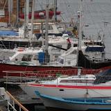 Boats at Valdivia