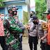 Pra TMMD, Dandim 0703/Cilacap Meninjau Lokasi TMMD di Desa Karangkemiri