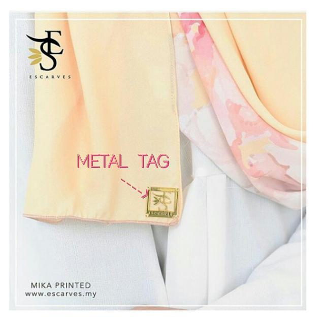metal tag escraves