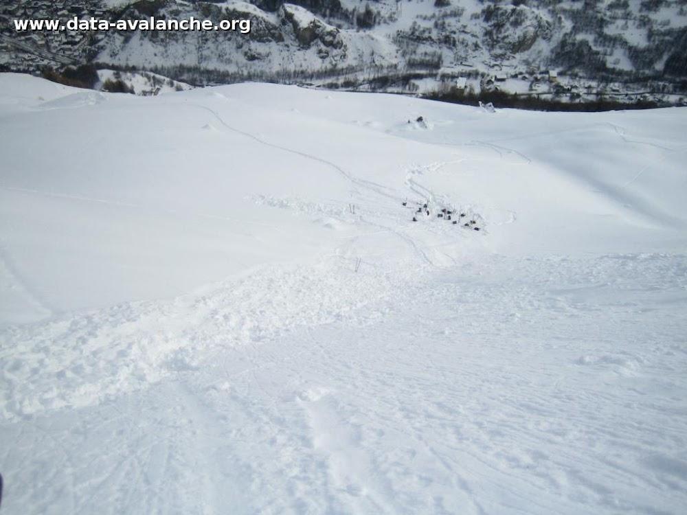 Avalanche Maurienne, secteur Aiguilles d'Arves, Crey Rond - Photo 1