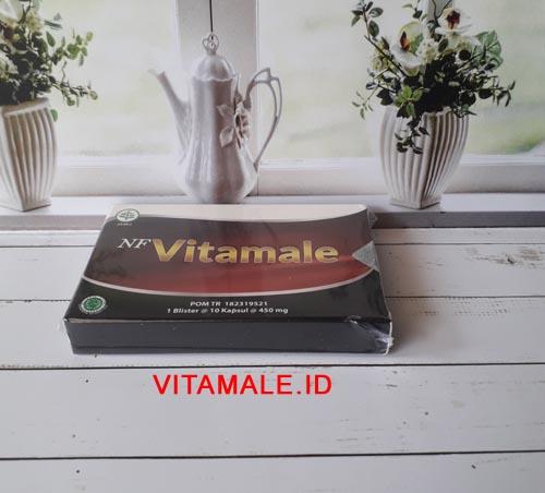 Adakah Apotek di Tabanan yang Menyediakan NF Vitamale?