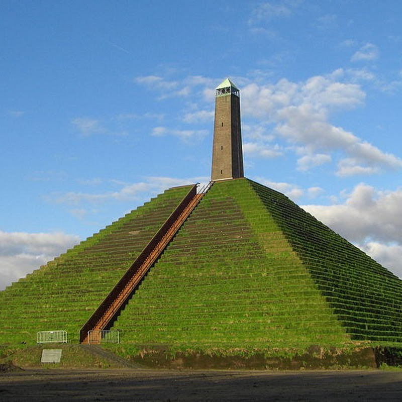 The Pyramid of Austerlitz