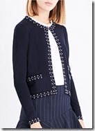Claudie Perlot Bead Detail Cardigan[5]