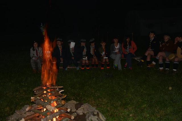 Obóz harcerski w Woli Michowej - 13669813_1392496217446153_8053076491633286079_n.jpg