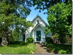 Holy Trinity Episcopal Church in Glendale Springs NC