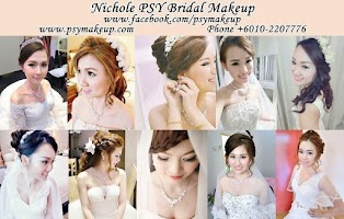 Princess bridal makeup artist Malaysia