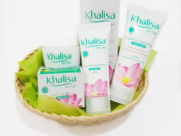 [Review] Khalisa Skincare Essential Lightening Series
