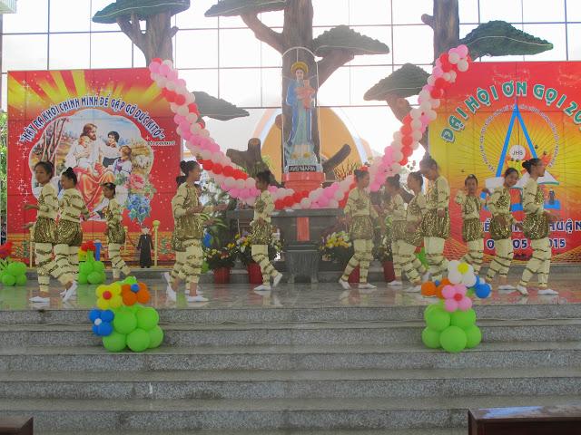 Ngày Hội Ơn Gọi tại các giáo hạt miền Ninh Thuận