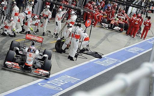 La FIA Exige Propulsión Eléctrica de los Autos de Fórmula 1 en el Pit Lane