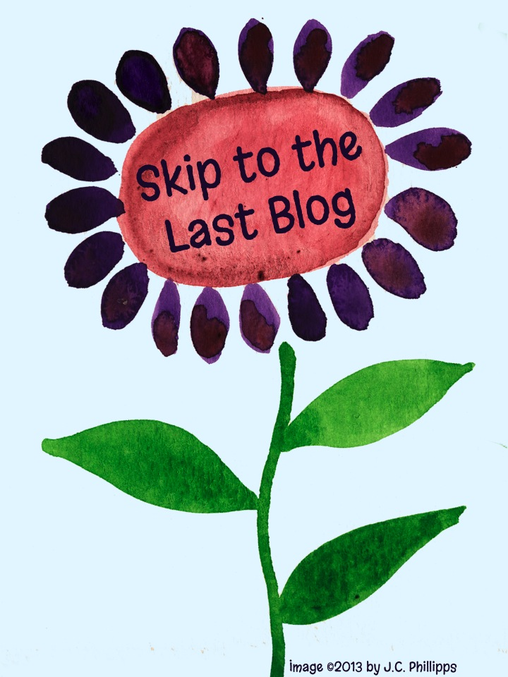 Skip to the Last Blog