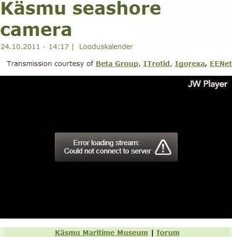 Kasmu Maritime Museum Webcam Discussion 2014 - Page 35