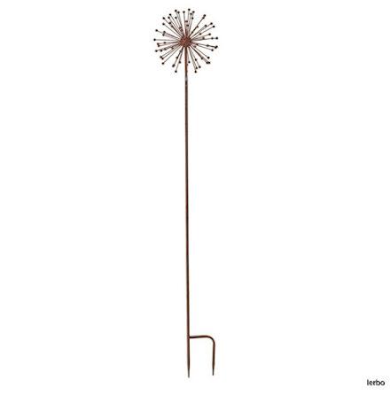 Trädgårdsdekoration Allium rost wikholmform