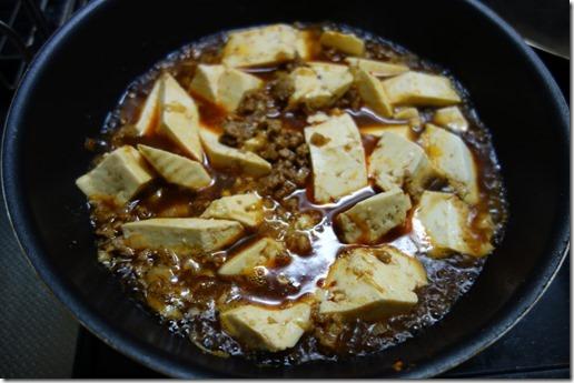 とろみなし麻婆豆腐
