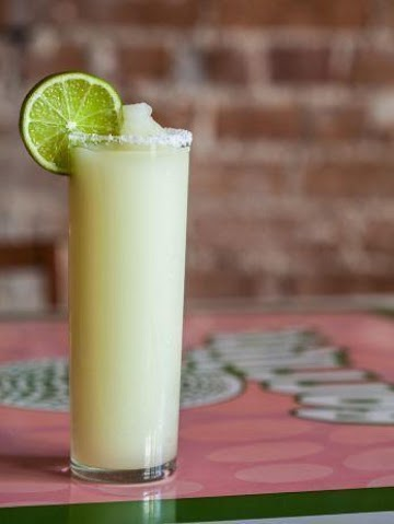 Frozen Margarita From The Pastry War (texas) Recipe