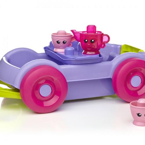 Bộ đồ chơi uống trà di động Mega Bloks DBK91