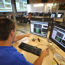 Finance Camp for High School Students where they get to play a simulated day trading game with the stock market.