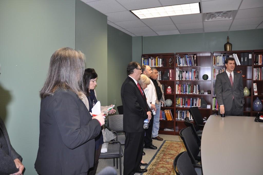 U of A System President Dr. Donald Bobbitt Visit - DSC_0172.JPG